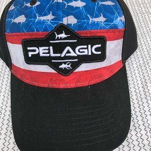 4a292e4e9 Pelagic Trucker Hat 2 hats included NWT
